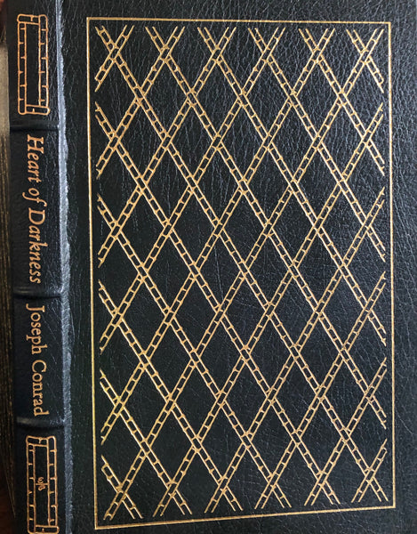 Heart of Darkness by Joseph Conrad Easton Press Leather Collector's Editon Book