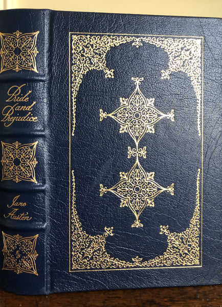 Pride and Prejudice By Jane Austen Easton Press Leather Collector's Editon Book