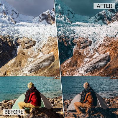 ADVENTURER // 5 DESKTOP PRESETS
