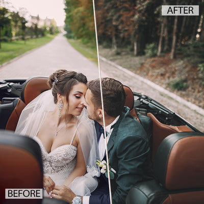 WEDDING // 5 DEKSTOP PRESETS