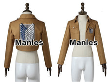 Load image into Gallery viewer, Attack On Titan Uniform