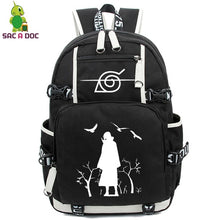 Load image into Gallery viewer, Naruto Anime Backpacks