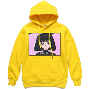 Anime Girl Hoodies