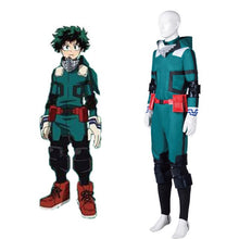 Load image into Gallery viewer, Deku Cosplay Costume