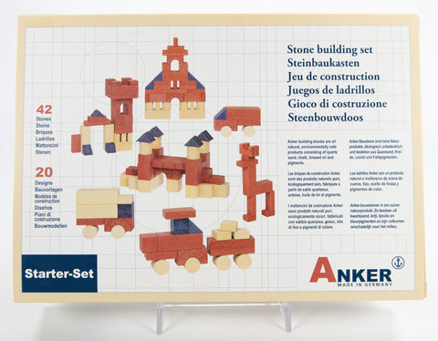 Box cover of Anker building blocks