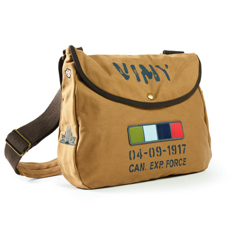 Close product shot of Vimy shoulder bag