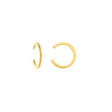 14K Gold Ear Cuffs