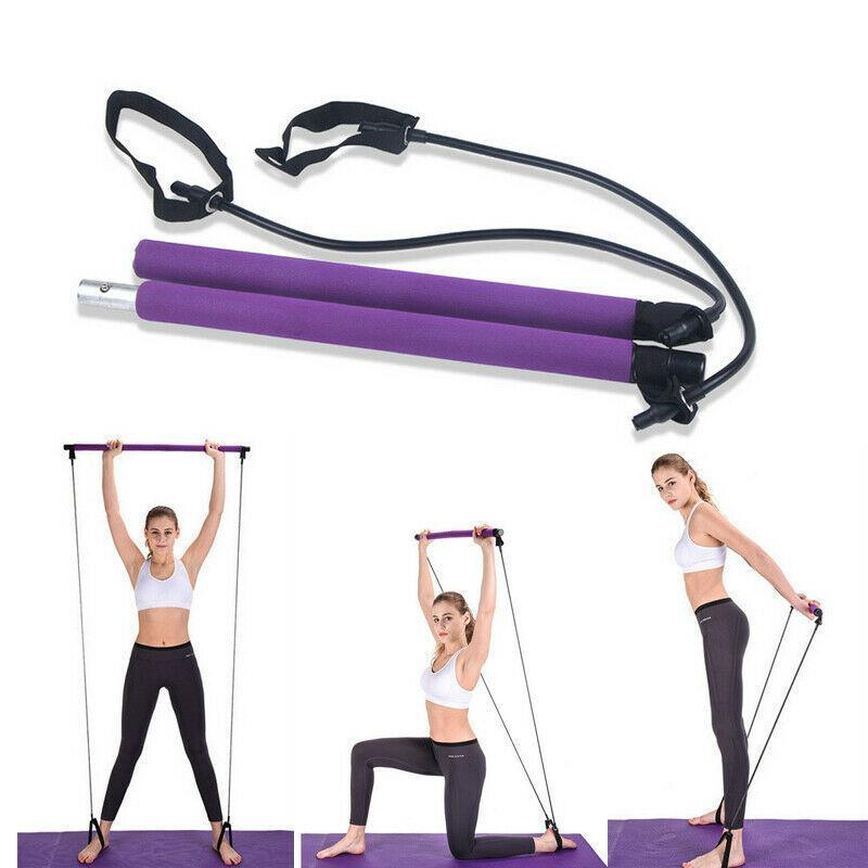 Multifunctional Pilates Bar Kit