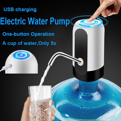 Mini Barreled Water Electric Pump