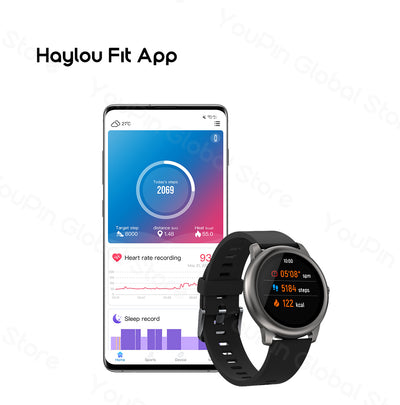 Monitor Smart Watch