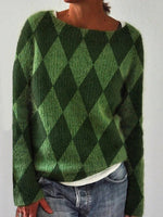 Green Casual Long Sleeve Cotton Shirts & Tops