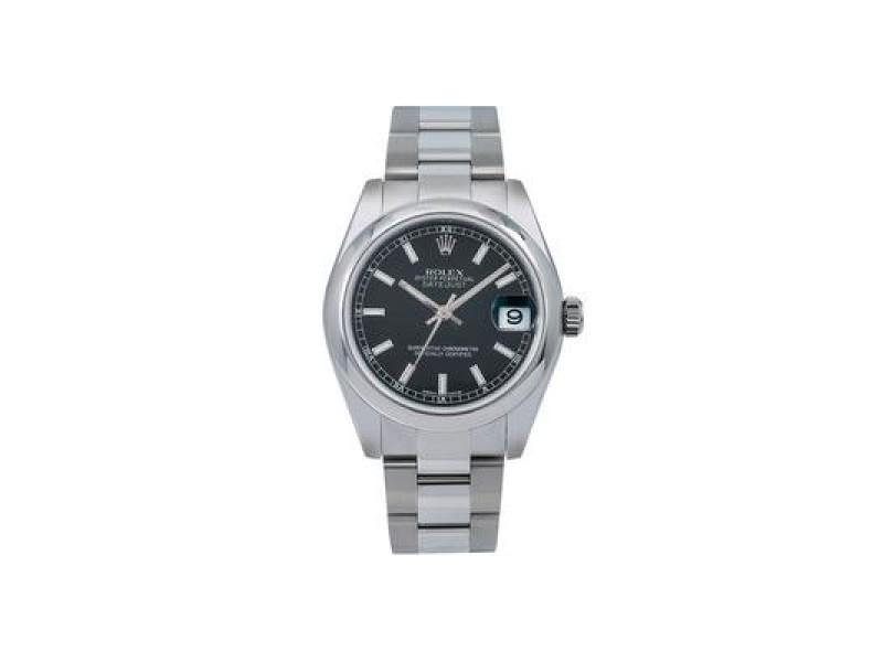 Ladies Rolex Datejust 178240 31mm Watch PRE-OWNED