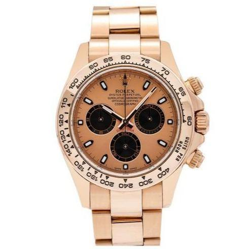 Men's Rolex Daytona 116505 40mm Mens Watch PRE-OWNED - Global Timez