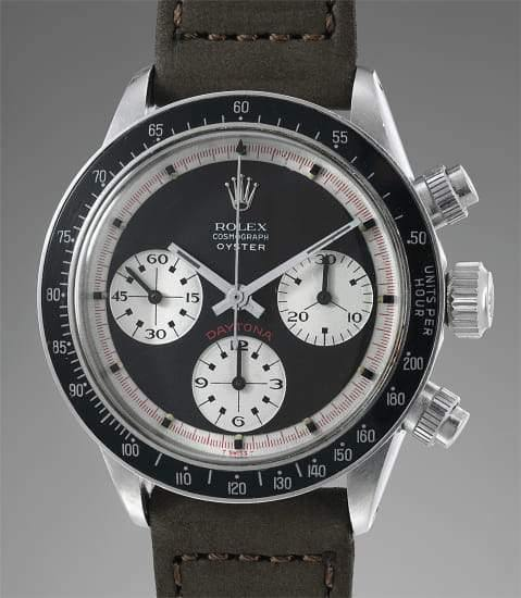 "Men's Rolex ""Oyster Sotto"" Daytona Reference 6263- PRE-OWNED - Global Timez"