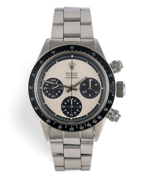 Men's Rolex 6263 Cosmograph Daytona Paul Newman - PRE-OWNED - Global Timez