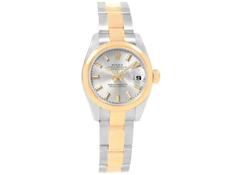 Ladies Rolex Datejust 179163 26mm Watch PRE-OWNED