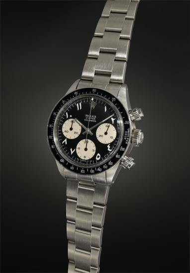 "Men's Rolex ""THE ARABIAN KNIGHT"" DAYTONA REFERENCE 6263- PRE-OWNED - Global Timez"