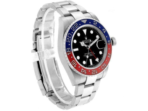 Men's Rolex GMT-Master II 116719BLSO 40mm Watch BRAND NEW - Global Timez