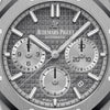 Men's Audemars Piguet Royal Oak Selfwinding Chronograph Stainless Steel Ruthenium-Toned Index 38mm Dial & Steel Bracelet 26315ST.OO.1256ST.02 - BRAND NEW