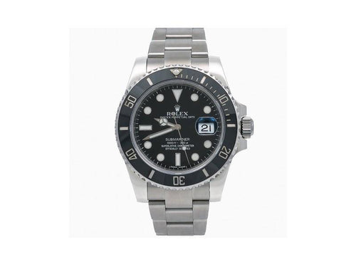 Men's Rolex Submariner Date 116610LN  40mm Mens Watch PRE-OWNED - Global Timez