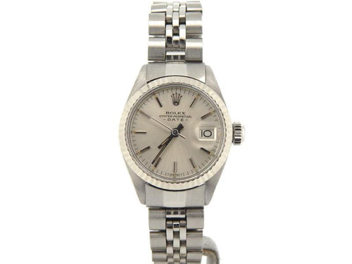 Ladies Rolex Date 6917 26mm Vintage Watch PRE-OWNED - Global Timez
