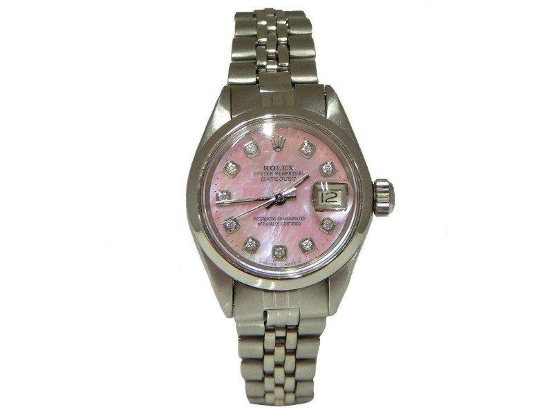 Ladies Rolex Datejust 26mm Watch PRE-OWNED