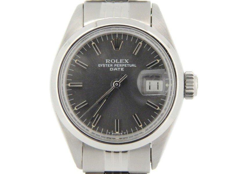 Ladies Rolex Date 6916 26mm Vintage Watch PRE-OWNED