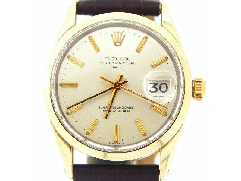 Men's Rolex 1550 34mm Mens Watch PRE-OWNED