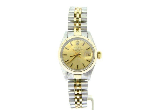 Ladies Rolex Date 6917 26mm Watch PRE-OWNED - Global Timez