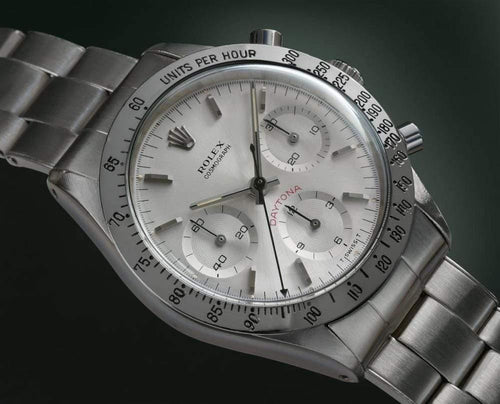 "Men's Rolex ERIC CLAPTON'S ""ALBINO"" DAYTONA- PRE-OWNED - Global Timez"
