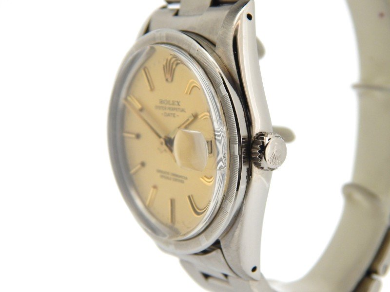 Men's Rolex Date 15010 Vintage 34mm Mens Watch PRE-OWNED