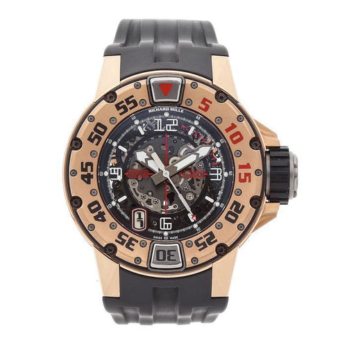 Men's Richard Mille RM028 AK RG PRE-OWNED - Global Timez