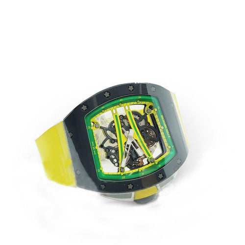 Men's Richard Mille RM61-01 AO CA TZP PRE-OWNED - Global Timez