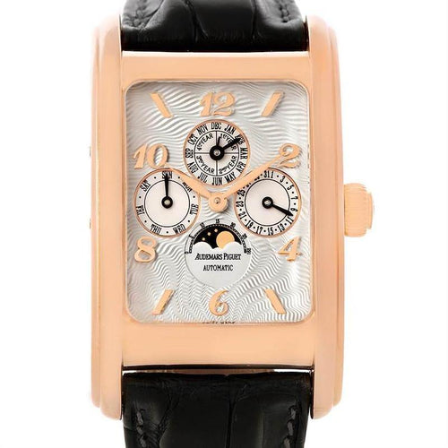 Men's Audemars Piguet Edward Piguet Rose Gold Watch 25911OR.OO.D002CR.01 PRE-OWNED - Global Timez