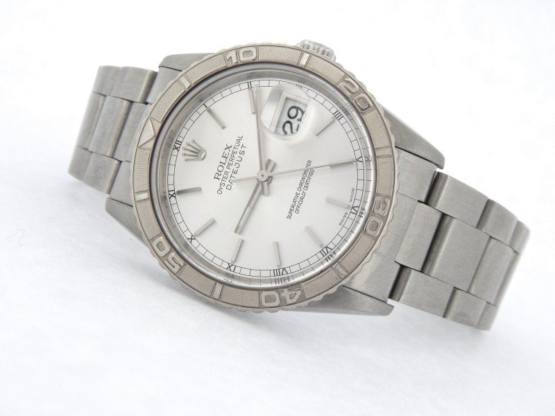 Men's Rolex Datejust Turn-O-Graph 16264 Vintage 36mm Mens Watch PRE-OWNED