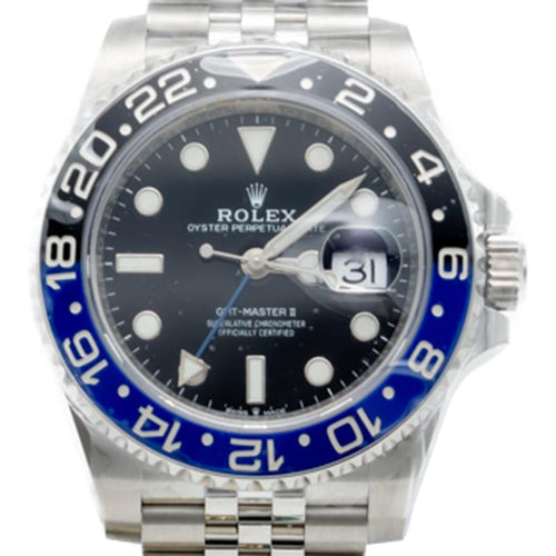 Men's Rolex Gmt-Master Ii New 2019 Jubilee Bracelet Men'S Watch Size 40MM BRAND NEW - Global Timez