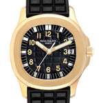 Men's Patek Philippe Aquanaut Midsize Automatic Yellow Gold Watch 5066 PRE-OWNED