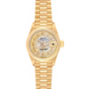 Rolex President Datejust Yellow Gold Decorated MOP Dial Ladies Watch 79168 PRE-OWNED