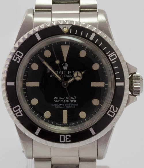 Men's Rolex STEVE MCQUEEN'S SUBMARINER - PRE-OWNED - Global Timez