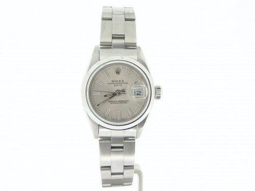 Ladies Rolex Date 69160 26mm Watch PRE-OWNED - Global Timez