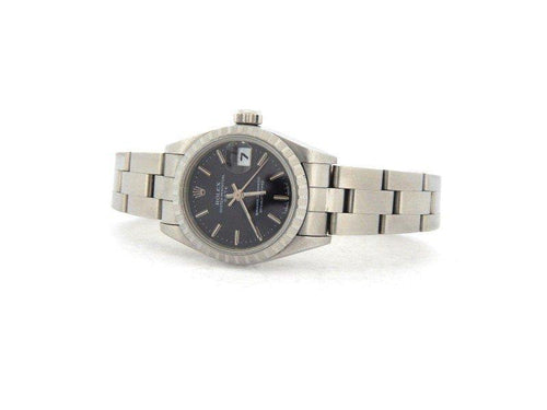 Ladies Rolex Date 69240 26mm Watch PRE-OWNED - Global Timez