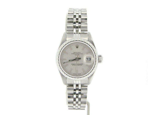 Ladies Rolex Date 79240 26mm Watch PRE-OWNED - Global Timez