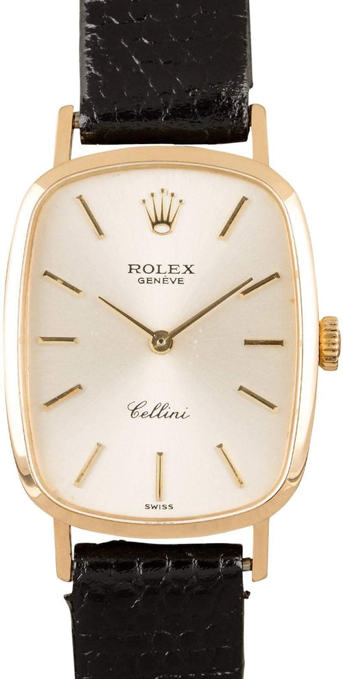 PRE OWNED ROLEX CELLINI 4113 - Global Timez