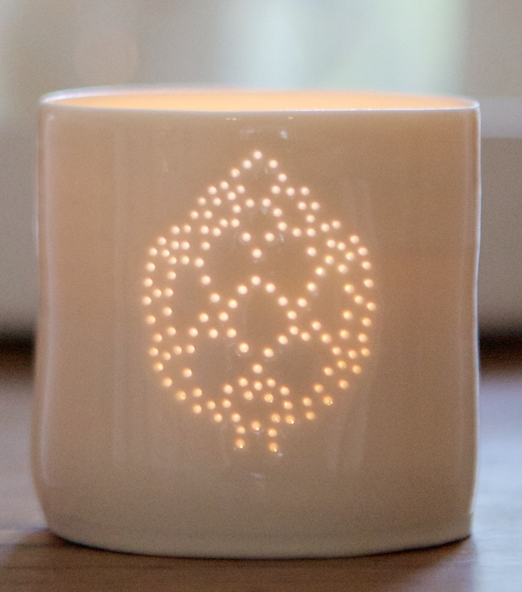 Artichoke mini tealight