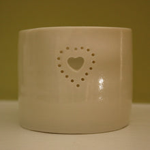 Load image into Gallery viewer, Double Heart mini tealight holder