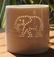 Load image into Gallery viewer, Elephant mini tealight holder