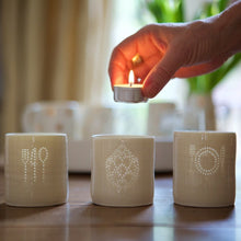 Load image into Gallery viewer, Foodie mini tealight holder