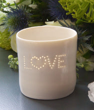Load image into Gallery viewer, Love Heart mini tealight holder