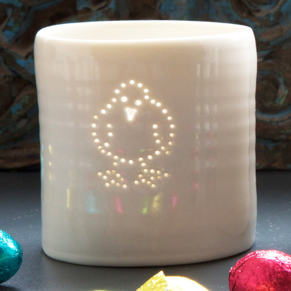 Chick mini tealight holder