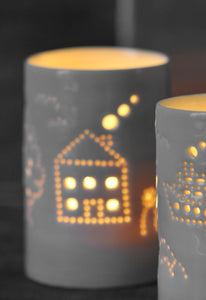 House and Garden maxi tealight holder
